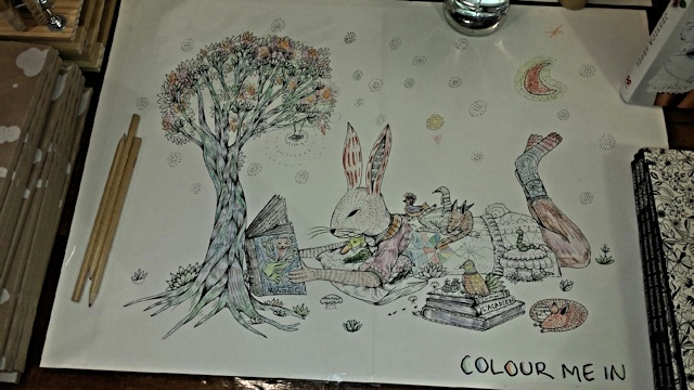 The colouring craze