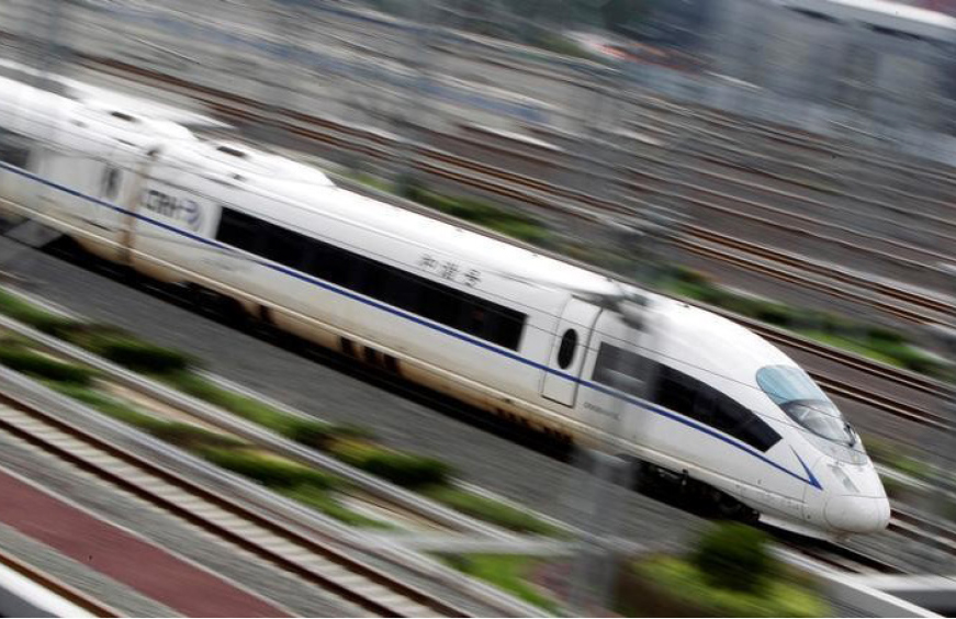 High Speed Rail – A vision for NOW!