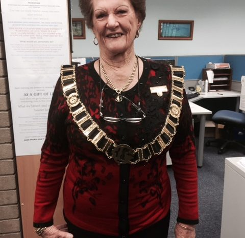 Councillor Jan McWilliams Bows Out