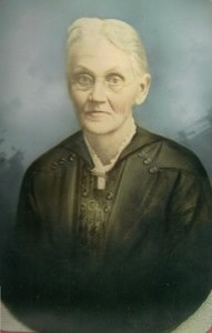 Ann's grandmother Ann Martin