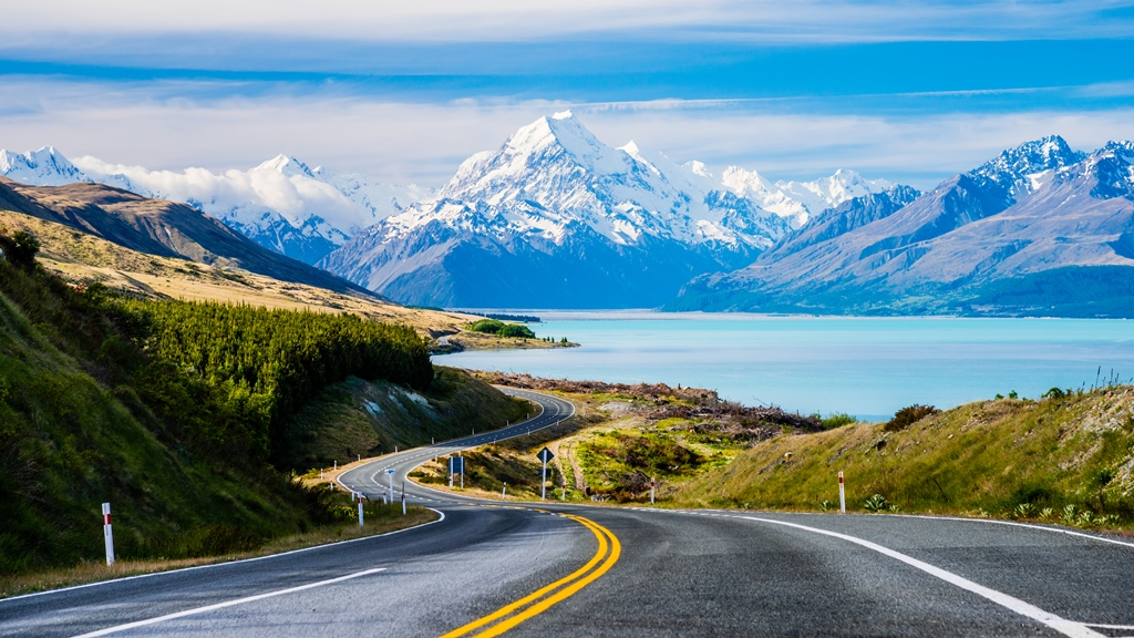 New Zealand is magical by coach