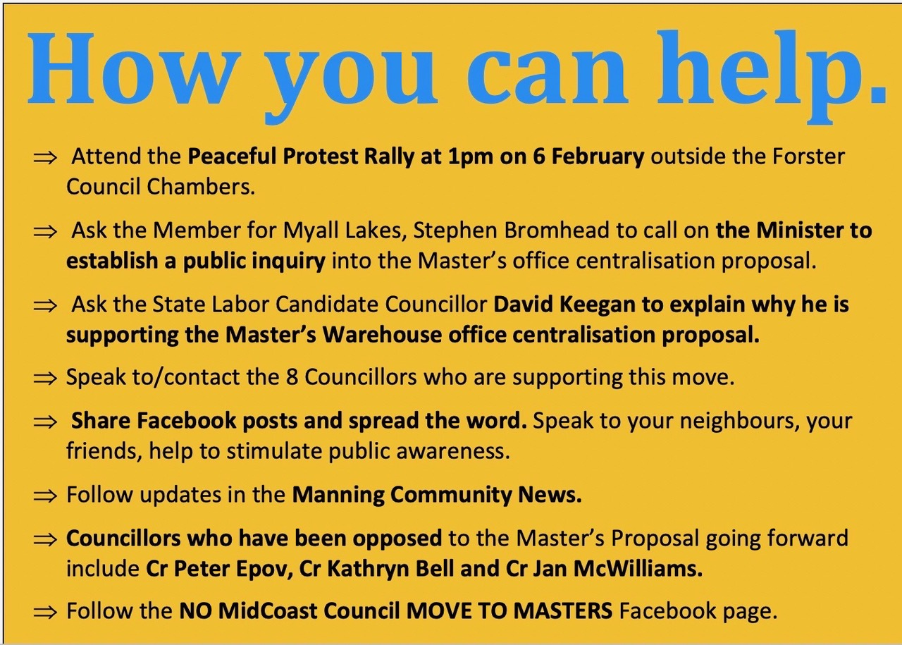 """The community calls out council… """"WE'RE FED UP"""""""