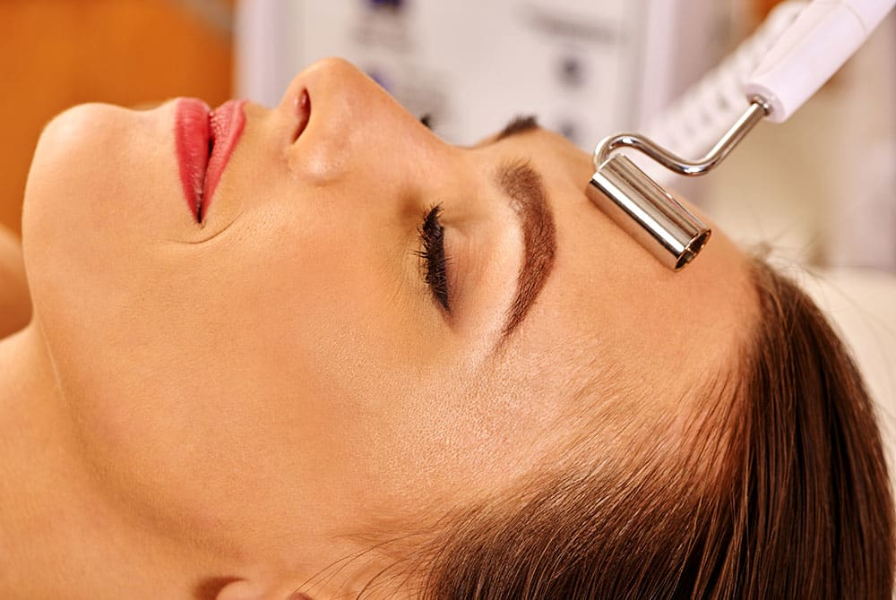 Technology in beauty treatments