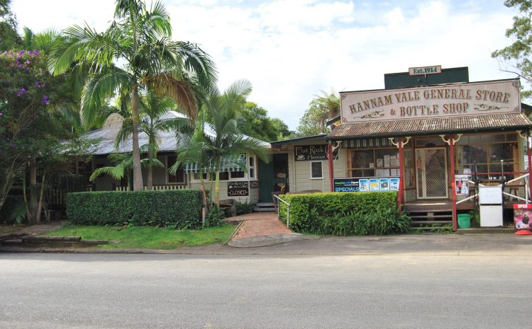 WHERE TO GO THIS SUNDAY… HANNAM VALE GENERAL STORE